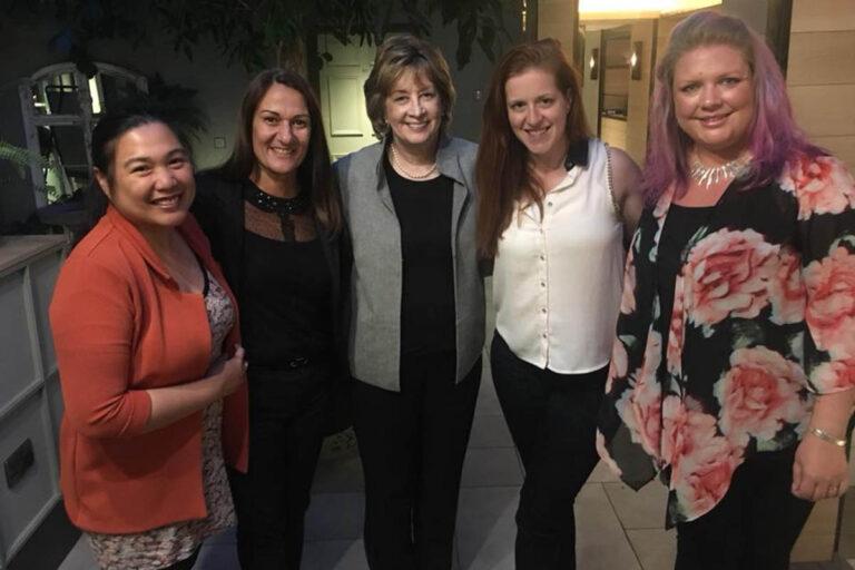 woman motivational speaker in Edinburgh Georgia Jenkins