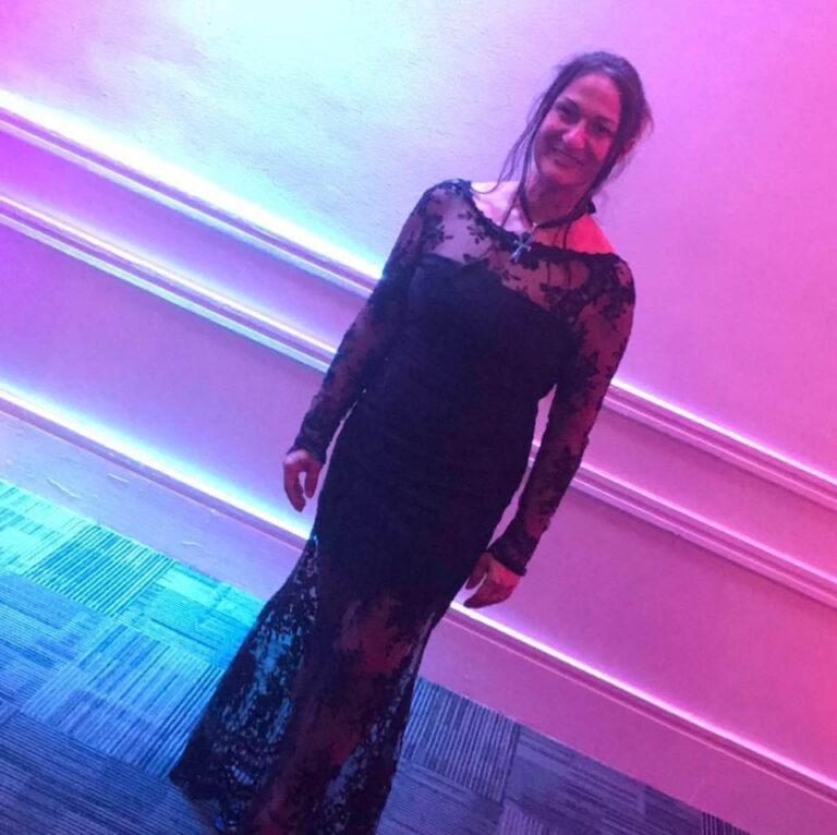 Georgia Jenkins woman motivation speaker in Edinburgh