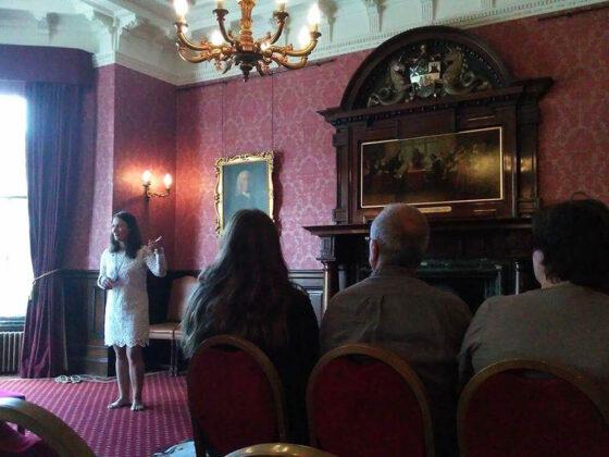Georgia Jenkins woman motivation speaker in Edinburgh Life Coach